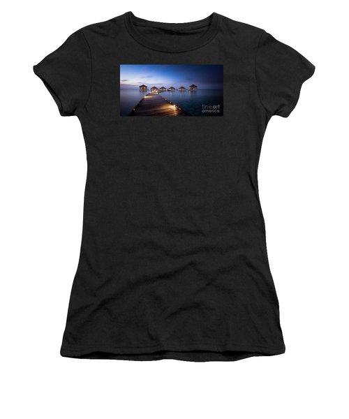 Honeymooners Paradise Women's T-Shirt