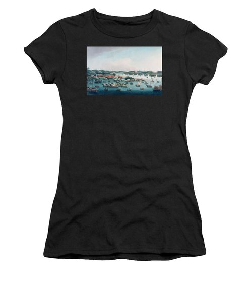 Hong Kong Harbor Women's T-Shirt