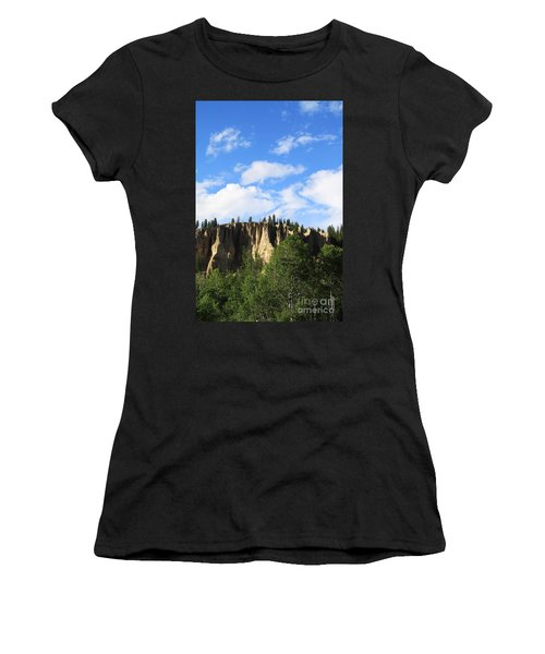 Hoodoos Women's T-Shirt (Athletic Fit)