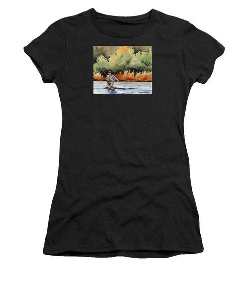 Hooked Up Women's T-Shirt
