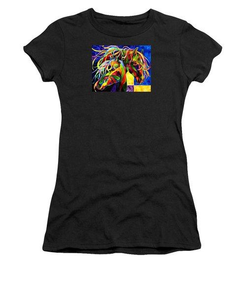 Horse Hues Women's T-Shirt