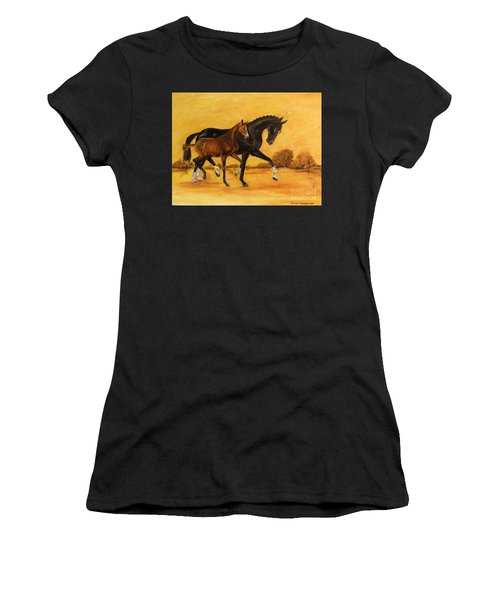 Horse - Together 2 Women's T-Shirt