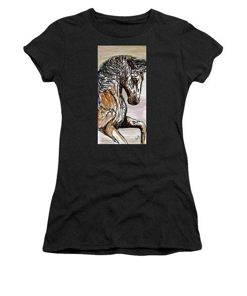 Horse Twins I Women's T-Shirt