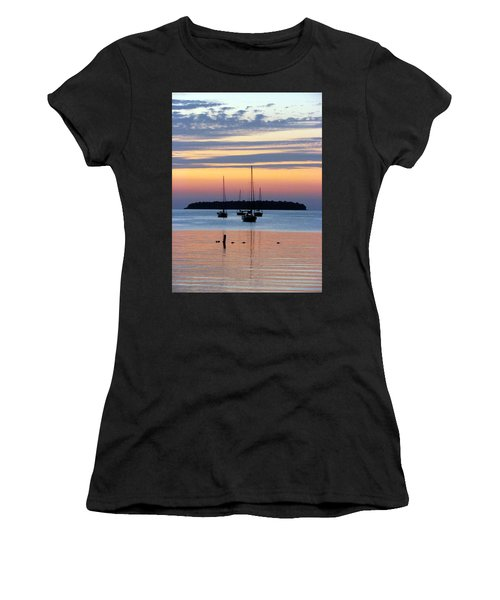 Horsehoe Island Sunset Women's T-Shirt