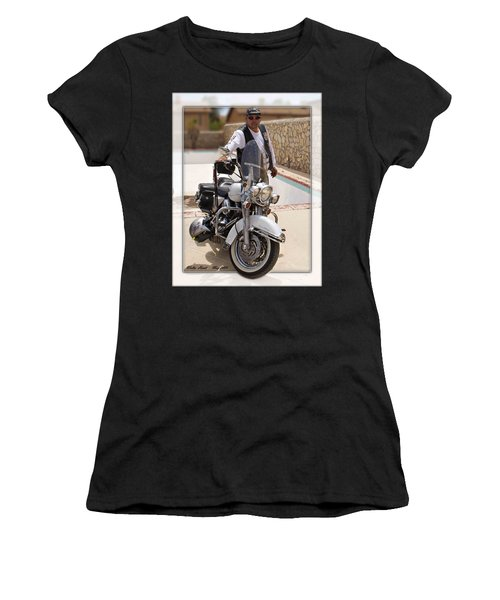 Horses Of Iron2 Women's T-Shirt (Athletic Fit)