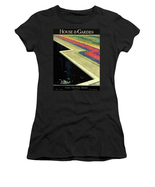 House And Garden Furnishing Number Women's T-Shirt