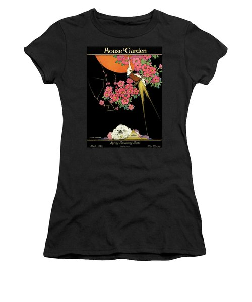 House And Garden Spring Gardening Guide Women's T-Shirt
