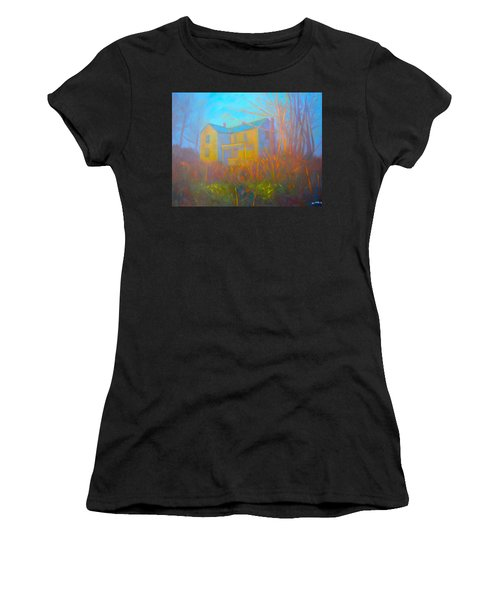 House In Blacksburg Women's T-Shirt