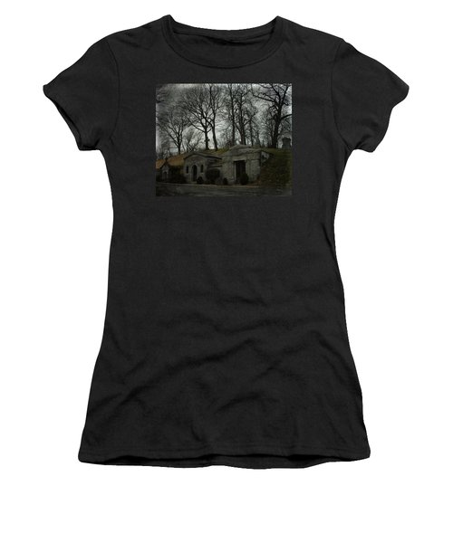 Houses Of The Holy Women's T-Shirt (Athletic Fit)