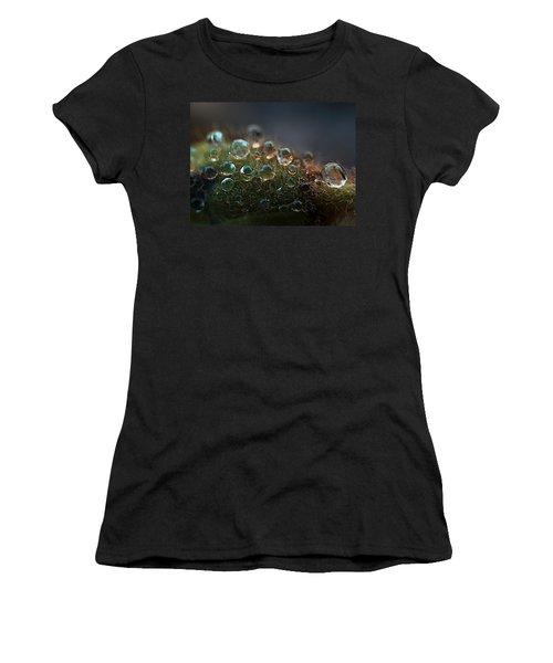 Women's T-Shirt (Junior Cut) featuring the photograph How  Bizzahh by Joe Schofield