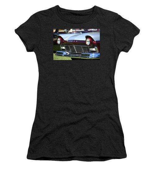 Women's T-Shirt (Junior Cut) featuring the photograph Hr-11 by Dean Ferreira