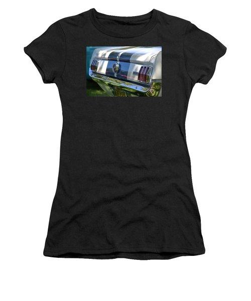 Women's T-Shirt (Junior Cut) featuring the photograph Hr-22 by Dean Ferreira