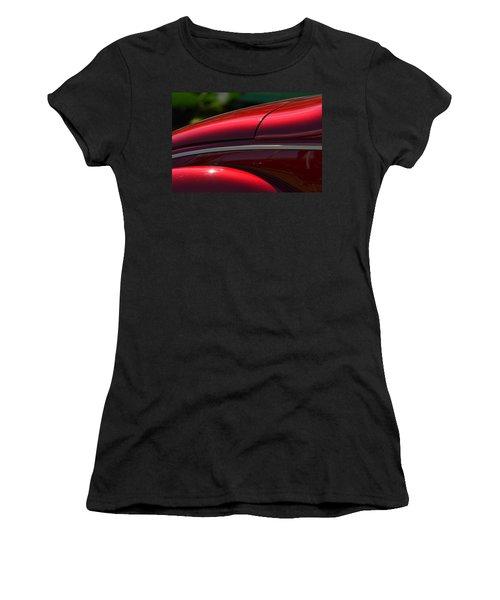 Women's T-Shirt (Junior Cut) featuring the photograph Hr-31 by Dean Ferreira