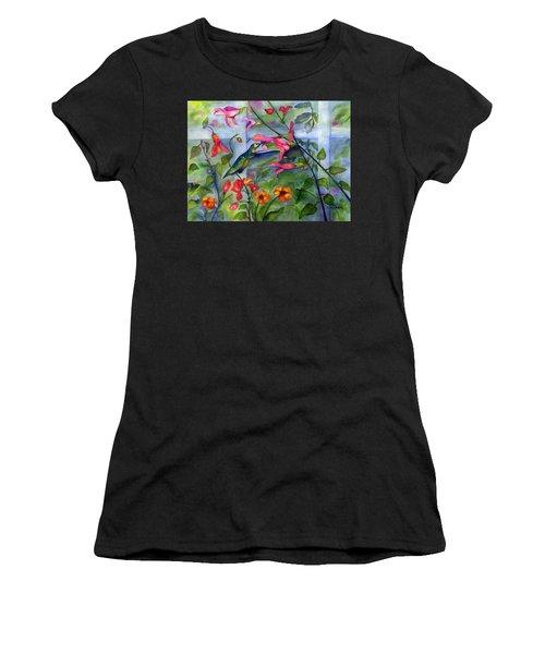 Hummingbird Dance Women's T-Shirt