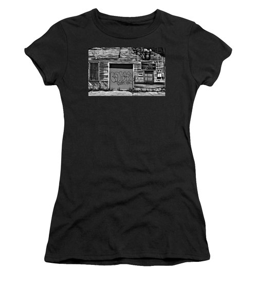 Hypothetical Development Bw  Women's T-Shirt