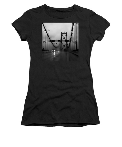 I Fell Wondering Women's T-Shirt (Athletic Fit)