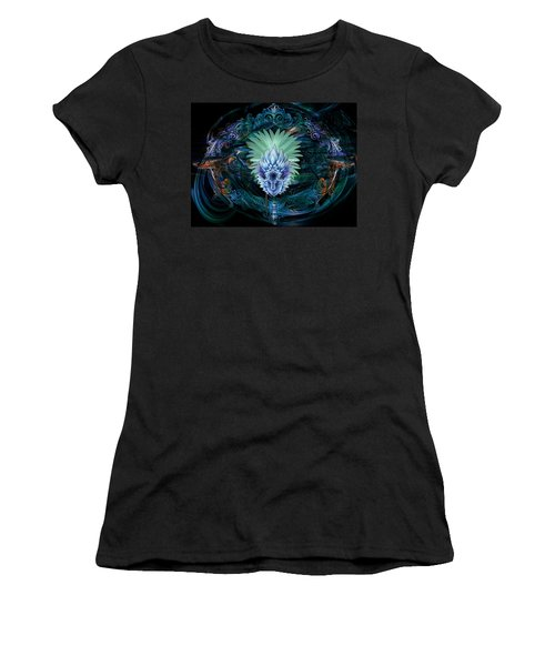 Ice Queen Women's T-Shirt (Athletic Fit)