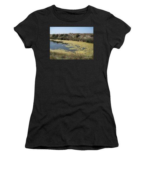 Ile De Re - Marshes Women's T-Shirt
