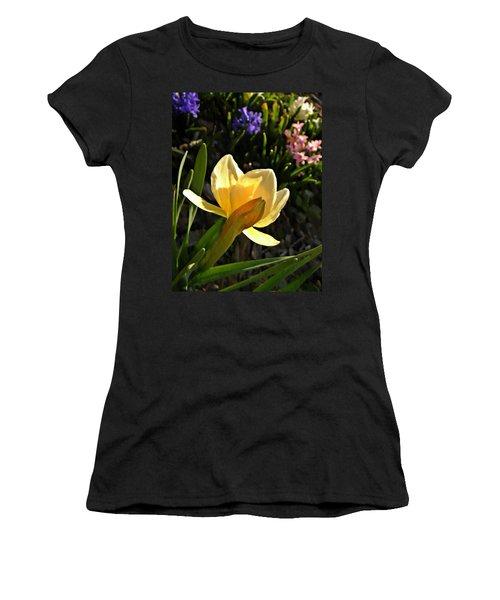 Illuminated Daffodil Women's T-Shirt