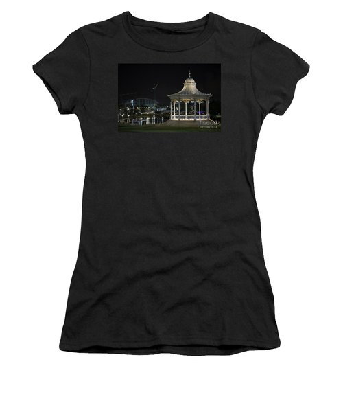 Illuminated Elegance Women's T-Shirt