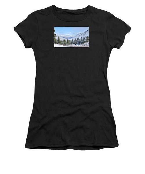 In The Canyon Women's T-Shirt (Athletic Fit)