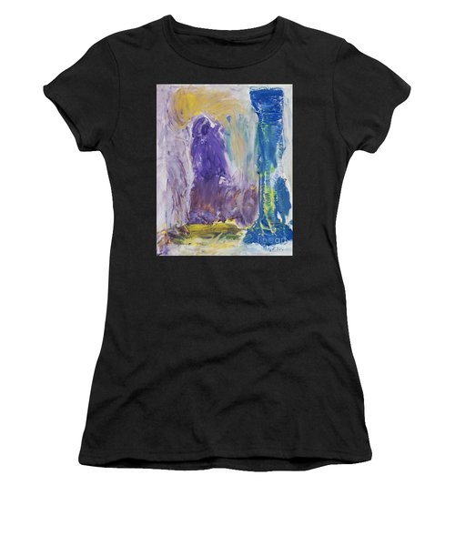 In The Catacombs Of Paris Women's T-Shirt (Athletic Fit)