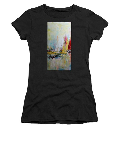 In The Harbour Women's T-Shirt (Athletic Fit)