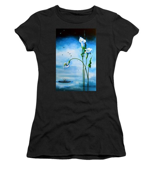 In The Mist Of A Memory Women's T-Shirt
