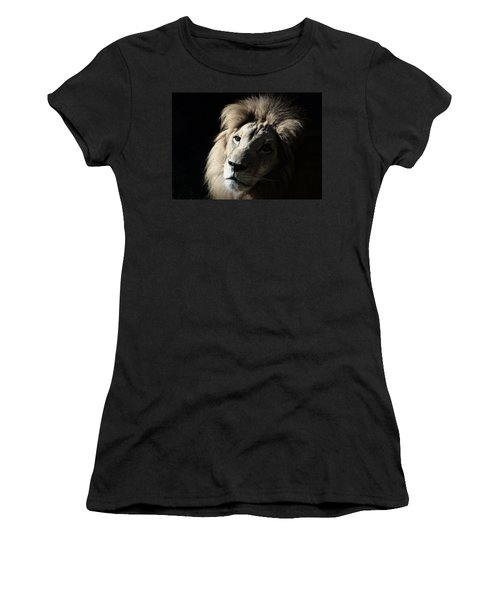 In The Shadows Women's T-Shirt (Athletic Fit)
