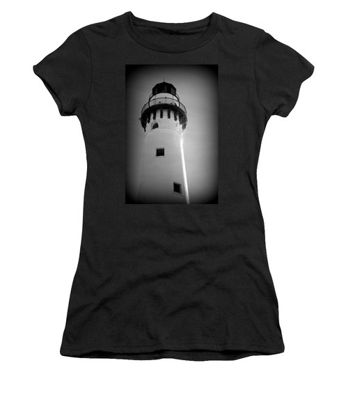 In The Village Of Wind Point Women's T-Shirt (Athletic Fit)