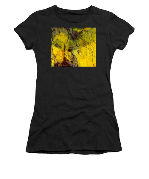 In Yellow  Women's T-Shirt (Athletic Fit)