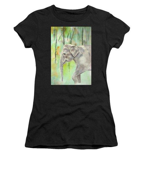 Indian Elephant Women's T-Shirt