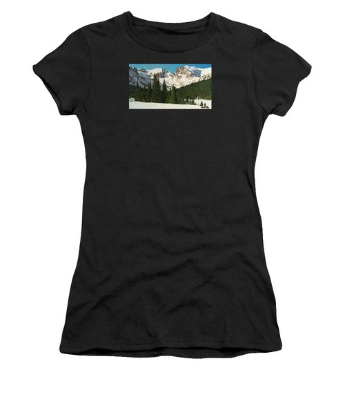 Indian Peaks Winter Women's T-Shirt