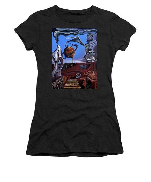 Infatuasilaphrene Women's T-Shirt (Junior Cut) by Ryan Demaree