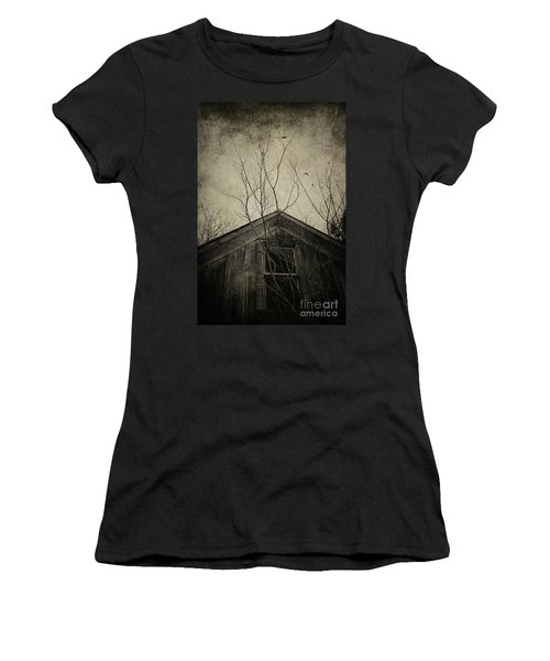 Into The Dark Past Women's T-Shirt (Junior Cut) by Trish Mistric