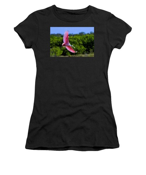Into The Morning Light Women's T-Shirt (Athletic Fit)