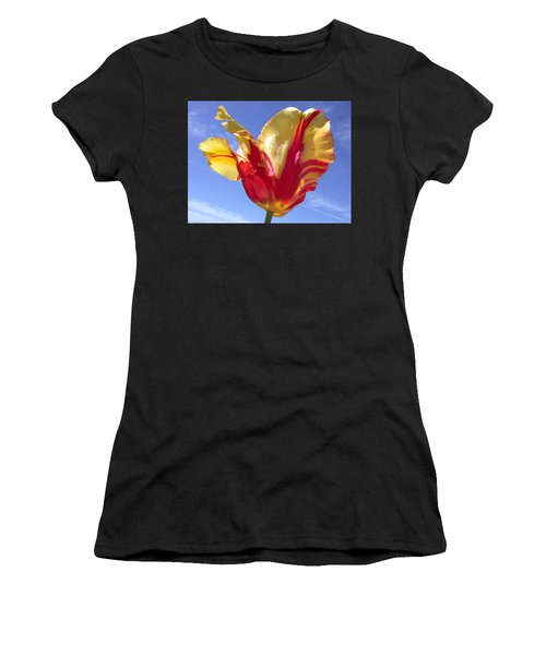 Into The Sky Women's T-Shirt