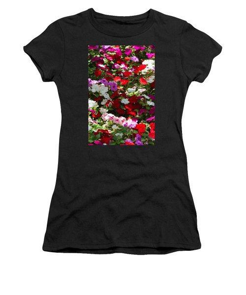 iPhone Case - Summer Carpet Women's T-Shirt (Athletic Fit)