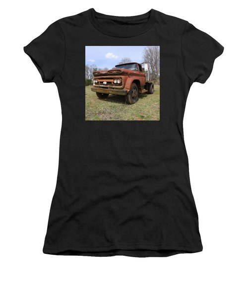Irene's Viking  Women's T-Shirt (Athletic Fit)