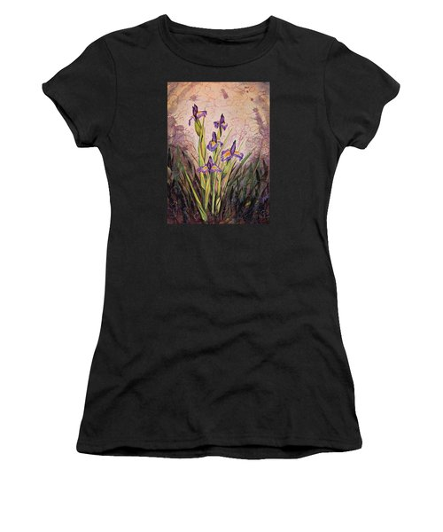 Iris Fantasy Women's T-Shirt (Athletic Fit)