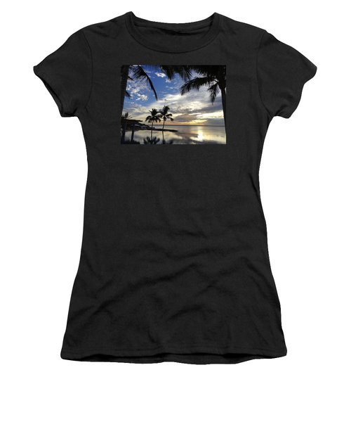Isla Infinity Women's T-Shirt (Junior Cut) by Anne Mott