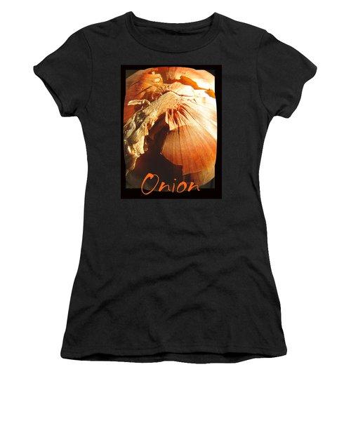 It Brings Tears To My Eyes Women's T-Shirt (Junior Cut) by Brooks Garten Hauschild