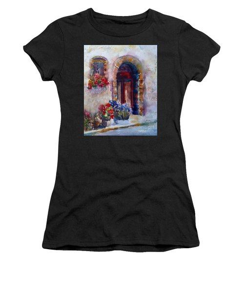 Italian Door Women's T-Shirt