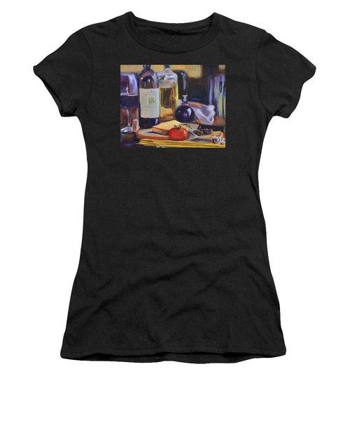 Italian Kitchen Women's T-Shirt