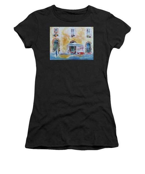 Italian Piazza Women's T-Shirt