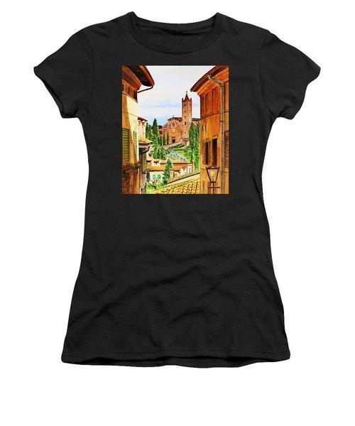 Italy Siena Women's T-Shirt