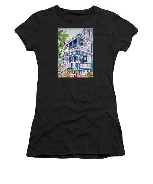 Jackson Street Inn Of Cape May Women's T-Shirt