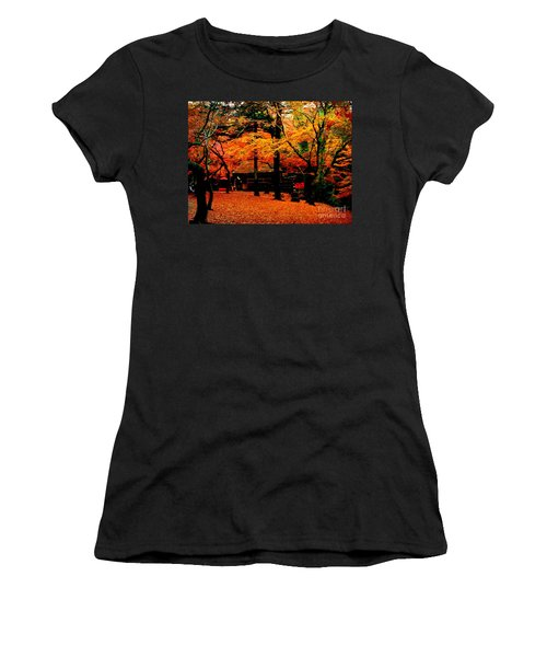 Japan Autumn Fantacy Women's T-Shirt