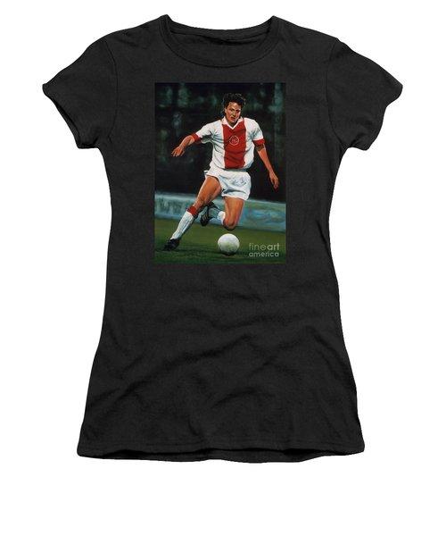Jari Litmanen Women's T-Shirt