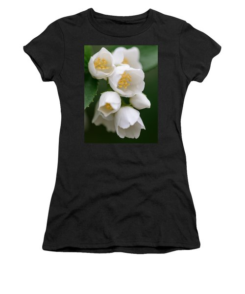 Jasmin Flowers Women's T-Shirt